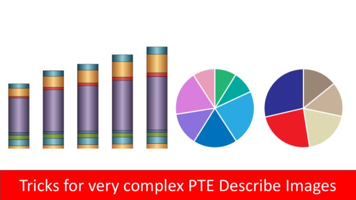 Tricks for complex pte describe images