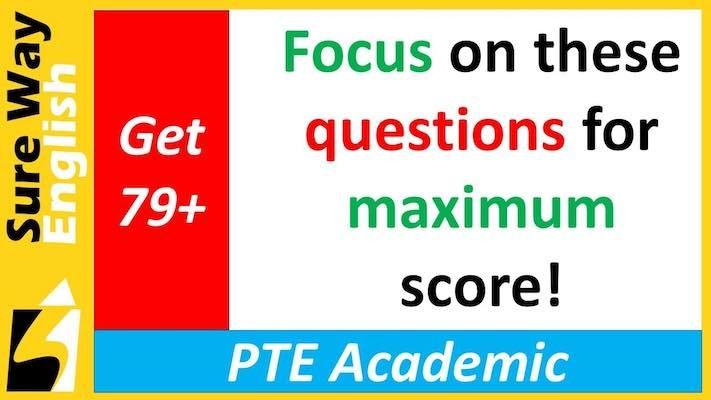 PTE Academic maximum score